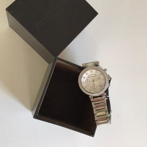 Michael Kors Stainless Steel Women's Watch MK5353